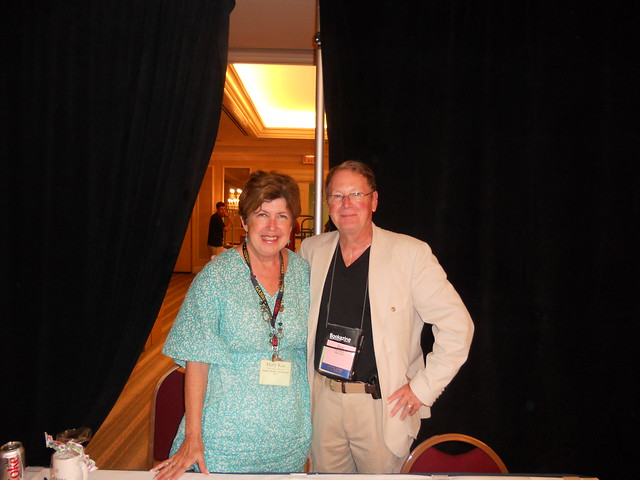 mary kay andrews with jim veatch
