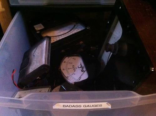 Badass gauges