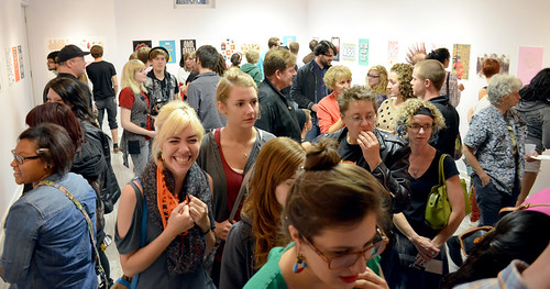 Expletive Poster Show Opening Reception