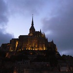 Plantagenet World 2011 Mont St. Michel --
