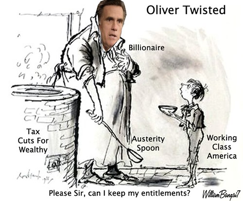 OLIVER TWISTED II by Colonel Flick