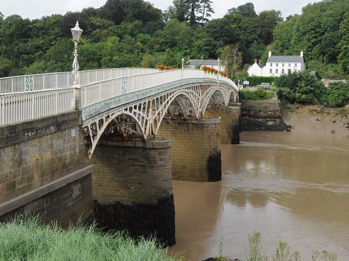Old Wye Bridge, Chepstow