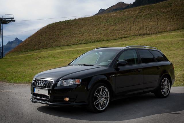 Audi im September