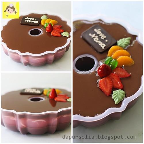 Chocolate & Chocopandan Puding