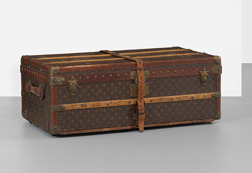 Louis Vuitton, Train Case, 1945, Lot 145