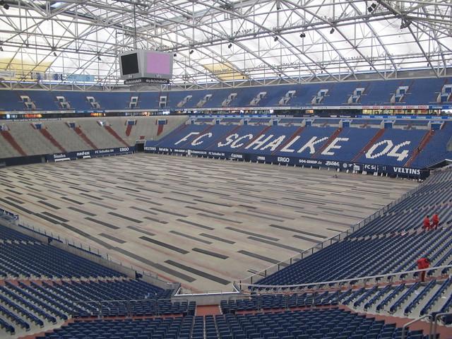 schalke stadium veltins arena gelsenkirchen flickr. Black Bedroom Furniture Sets. Home Design Ideas