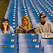 Family at Rays Game by Mark Schraeger