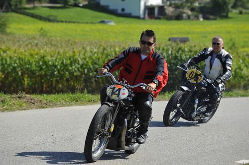 classic motorcycle Oldtimer Grand Prix 2012 Schwanenstadt Austria Copyright B. Egger :: eu-moto images 0954