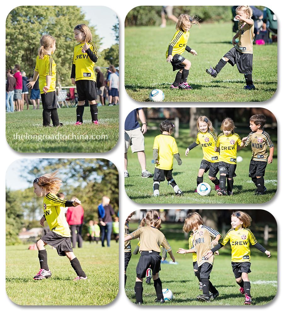 Soccer Collage 1