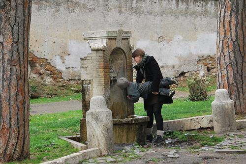 Forum, Roma January 2012