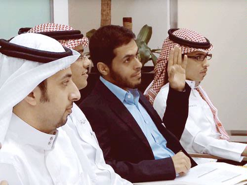 Saudi recruits join SAP Young Professionals Program scheme