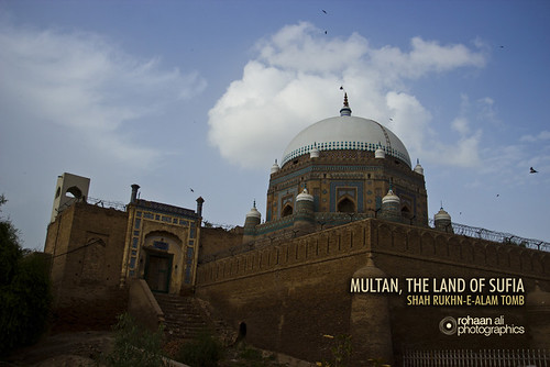 Multan - Land of Sufia