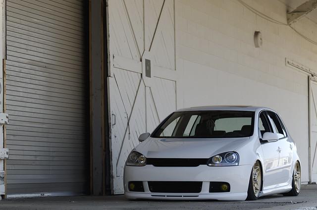 James' VW GTI