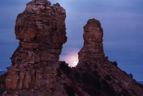 Chimney Rock, designed a national monument on Sept. 21, 2012, was home to the Ancestral Pueblo People about 1,000 years ago and is culturally significant for Native American tribes. The dramatic Great House Pueblo was likely was used as an observatory for the annual summer solstice.