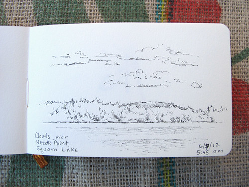 Squam Lake Sketch_3