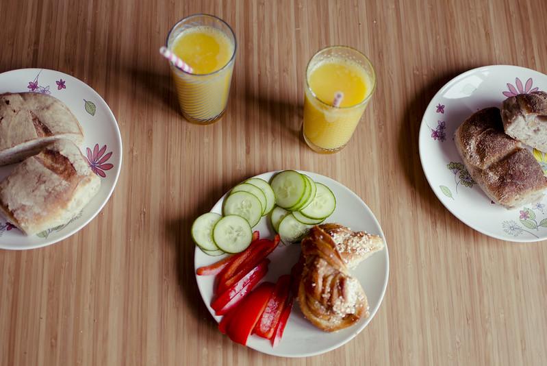 Helgfrukost <3