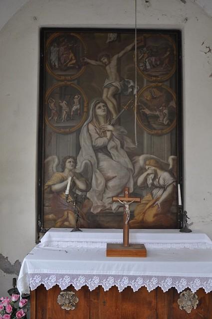 Santella-Chiesetta della Madonna Addolorata in Tirano4