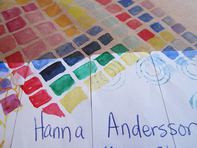 For Hanna Andersson