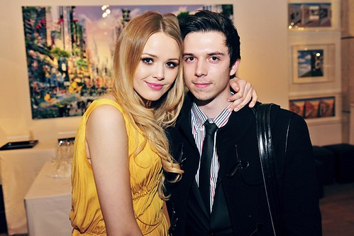 27 Kristina Bazan in BOSS Black (Model and Blogger) and James Vyn (Photographer)