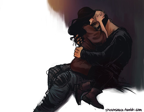 Bane/Talia al Ghul