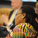 "Nobel Peace Laureate Leymah Gbowee  participates in the high-level event ""Preventing Sexual Violence and Gender-based Crimes in Conflict and Securing Justice for Survivors"""