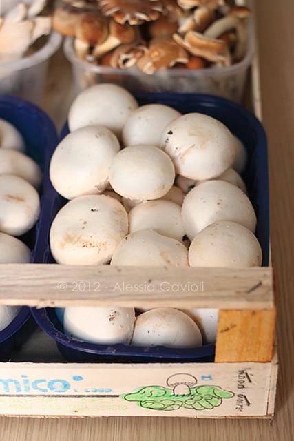 Champignons /Prataioli bianchi
