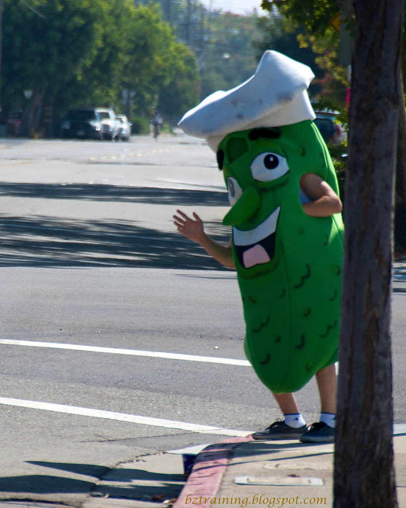 Dancing Pickle