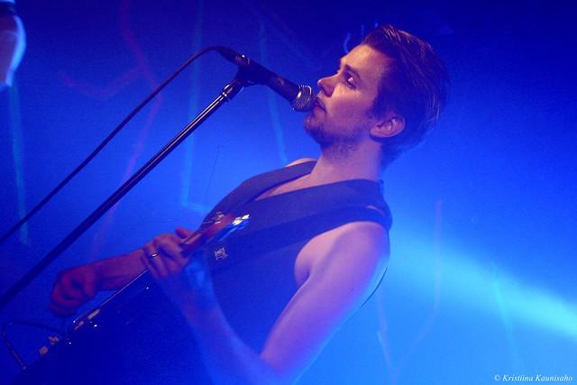 Celadon Skies & Rainbowcrash @ Henry's Pub (Kuopio) 28.9.2012