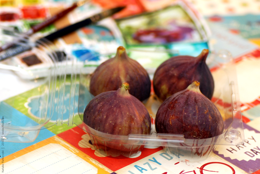 Figs on my table