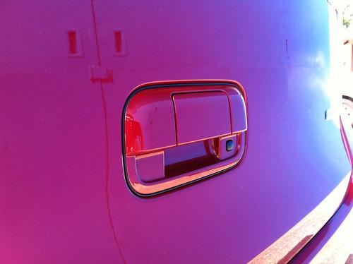 スズキワゴンRスティングレーリアハッチノブ画像 MH34S