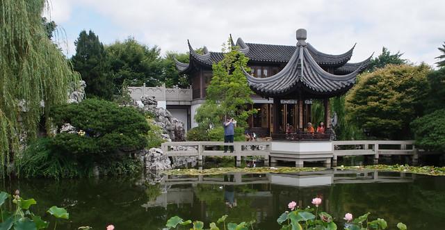 Lan Su Chinese Garden Flickr Photo Sharing