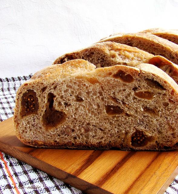 хлеб с инжиром 1