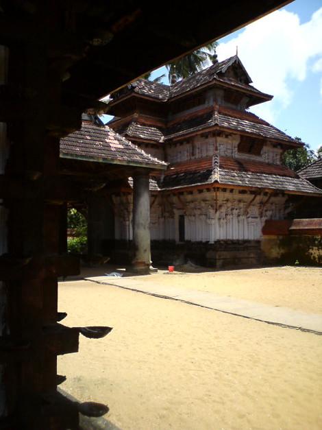 Thiruvanchikkulam Mahadevar Temple