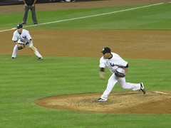 Pitcher Hiroki Kuroda