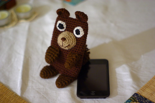 Squirrel iPhone cover 3