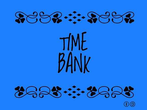 Buzzword Bingo: Time Bank