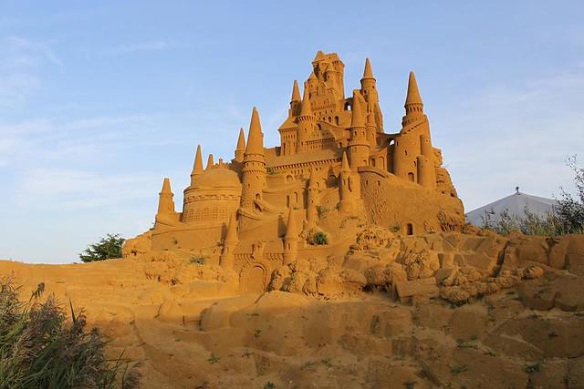 Sand Sculpture Festival, Blankenberge
