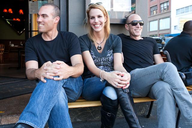Eyal, Ayelet & Guy