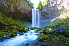[フリー画像素材] 自然風景, 河川・湖, 滝, 風景 - アメリカ合衆国 ID:201210081200