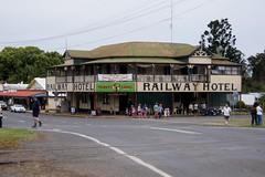 Pub in Imbil. Queensland, Australia
