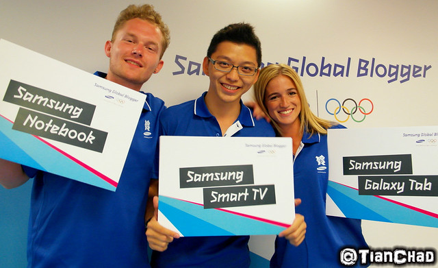 Samsung Global Blogger,  you can bring back a Samsung Smart TV =D #MalaysiaBoleh