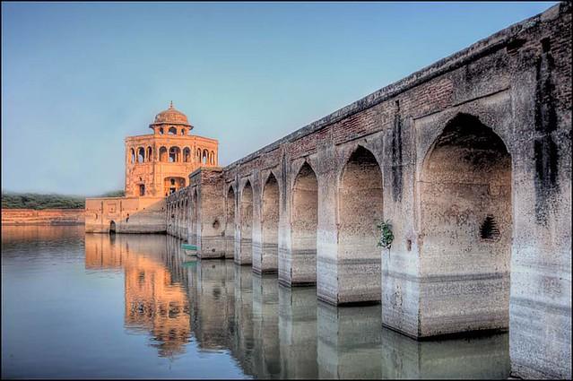 Arches Hiran minar Sheikhupura Pakistan