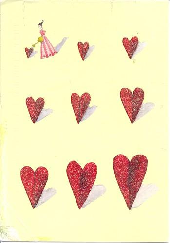 Silke Leffler Hearts, Hearts, Hearts