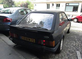 1985 Ford Escort 1.6