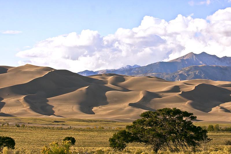 Lone Ranger desert