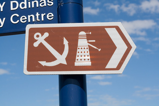 Daleks everywhere!