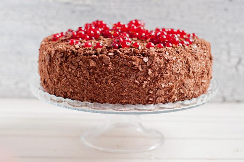Birthday cake for my grandmother