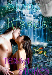 Book feature with Tessa Stokes, erotica author of Stone Kisses