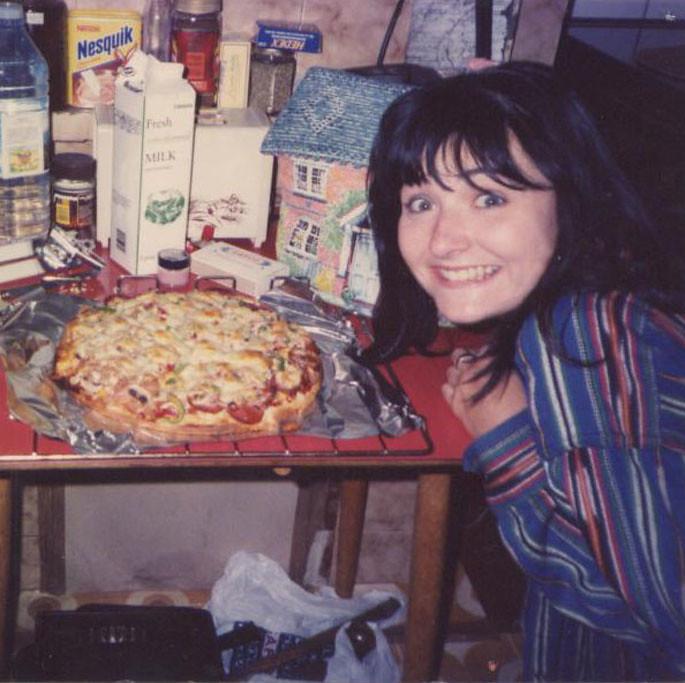Catherine aged 20