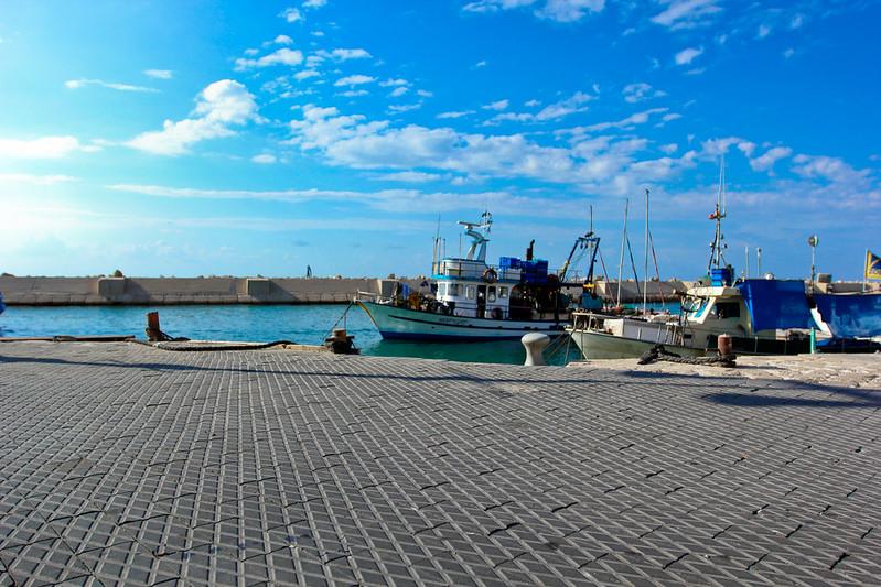 jaffa port boat